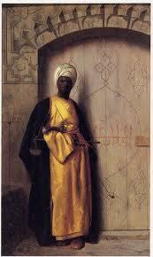 Jean Léon Gérôme, harem, tableau