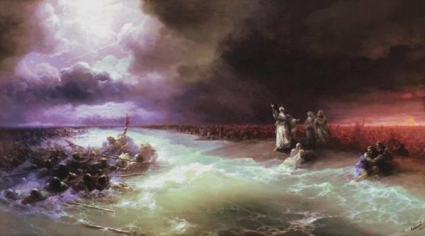 Ivan Aivazovsky, le peintre des mers
