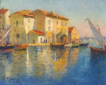 Vincent Manago, cote et estimation des tableaux