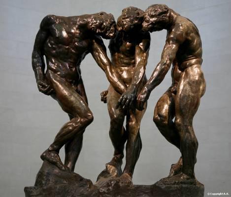 Auguste Rodin, sculpteur français