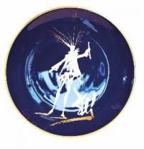 Dali Salvador, Faust, céramique