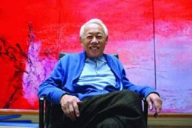 Hommage à Zao Wou Ki, une cote en hausse
