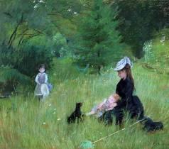 Berthe Morisot, musée Marmottan Monet