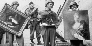 1500 tableaux volés par les nazis retrouvés en Allemagne