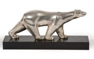 Georges Lavroff, sa carrière de sculpteur