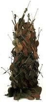 Arman, baroquial, bronze