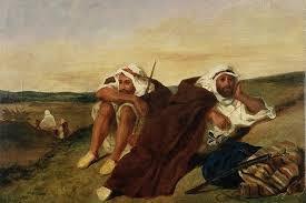 «Les Arabes d'Oran», une toile estimée à 600 000 euros, avait été dérobée en novembre 2012.